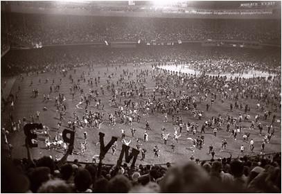 Sarnacki Com Tigers Win World Series Detroit 169 1984
